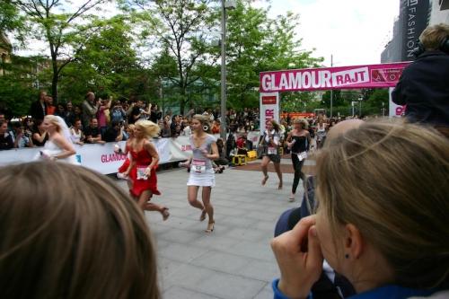 Glamour futás